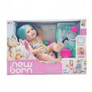 Boneca New Born - Maternidade Divertoys