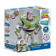 Boneco Articulado Buzz Lightyear com Sons - Toy Story 4