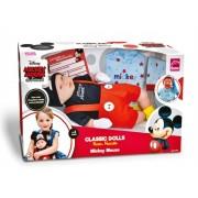 Boneco Mickey 48cm - Classic Dolls Recém Nascido