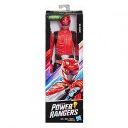 Boneco Power Rangers Action Sortidos - Vermelho
