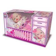 Brinquedo Boneca Mina Bela - Sidnyl