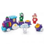 Brinquedo Infantil Zoo Trem