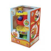 Brinquedo Musical Torre Rola Bola