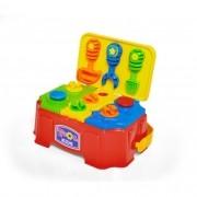 Caixa De Ferramentas Tool Kids - Calesita