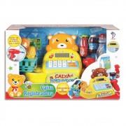 Caixa Registradora Infantil Amarela