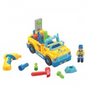 Carrinho Mecânico - Zoop Toys