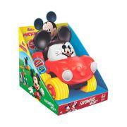 Carrinho Vinil Macio Fofomóvel Disney Mickey