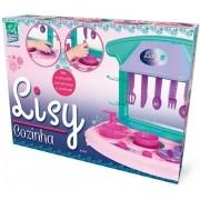 Cozinha da Lisy com Acessorios, Super Toys