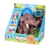 Dino World Baby Mamute - Cotiplás