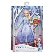 Frozen 2 Nova Boneca Elsa Musical