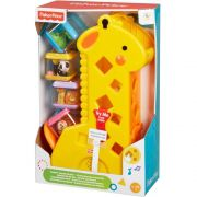 Girafa Brincalhona Com Blocos - Fisher Price