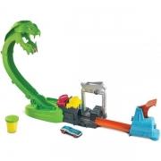 Hot Wheels CITY Ataque Toxico da Serpente Mattel