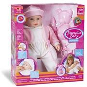 Boneca Interactive Baby Inalação