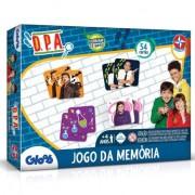 Jogo da Memória - DPA - Detetives do Prédio Azul
