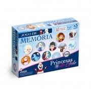 Jogo da Memória Princesa do Gelo