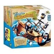 Jogo Pinguins Barco Pirata Equilíbrio dos Pinguins
