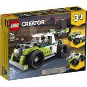 LEGO Creator - Caminhão Foguete