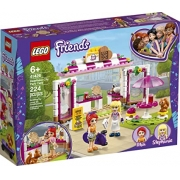 Lego Friends Café Do Parque Heartlake City