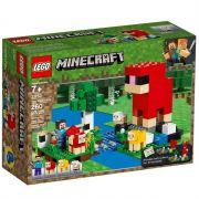 Lego Minecraft A Fazenda De La
