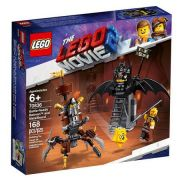Lego Movie 2 Batman E Barba De Ferro