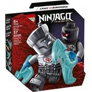 LEGO Ninjago - Conjunto De Combate Épico - Zane vs Nindroid