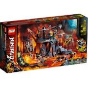 Lego Ninjago Viagem até as Masmorras das Caveiras