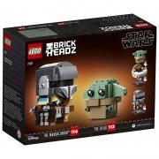 LEGO Star Wars - O Mandaloriano e a Criança
