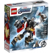 Lego Super heróis Marvel ARMADURA ROBO DO THOR