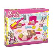 Massinha De Modelar Barbie Sorveteria