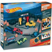 Massinha De Modelar Hot Wheels Pit Stop