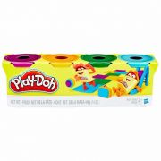 Massinha Play-Doh - 4 Potes