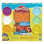 Massinha Play Doh Numeros