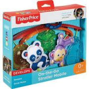 Meu Bichinhos de Pendurar Fisher Price