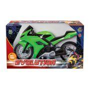 Moto a Fricção Evolution Street