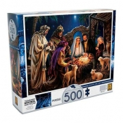 Noite de Luz Quebra-Cabeça 500 Peças