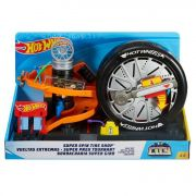 Pista Hot Wheels Borracharia Super Giro City