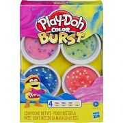 Play Doh Color Burst Sortidos