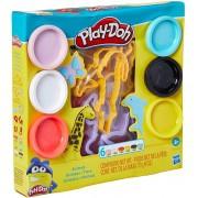 Play-Doh - Moldes de Animais