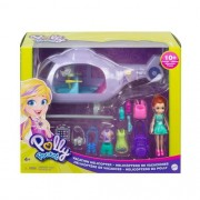 Polly Pocket Helicoptero