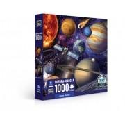 Quebra-Cabeça 1000 peças Viagem Cósmica  Game Office - Toyster