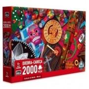 Quebra-cabeça 2000 Peças Culturas Do Mundo México