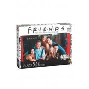Quebra Cabeça - 500 Peças  Séries de Televisão Friends