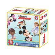 Super Quebra-Cabeça 3D Disney Jr. 48 Peças