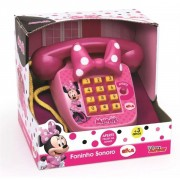 Telefone Sonoro - Disney - Minnie