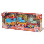 Trenzinho de Brinquedo Tchuco Circus