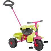 Triciclo Smart Plus Rosa