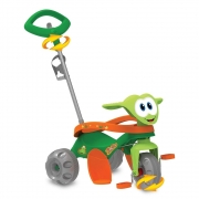 Triciclo ZOOTICO Passeio a Pedal Verde