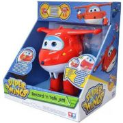 Super Wings  Jett Grava e Fala - Fun