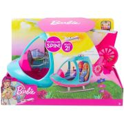 Veículo Barbie Helicóptero da Barbie - Mattel