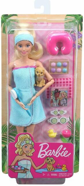Barbie Fabulosa Dia De Spa - Mattel